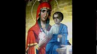 getlinkyoutube.com-Τρισάγιος ύμνος-Δύναμις (Καλογήρου). Ήχος α΄ HD
