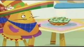 getlinkyoutube.com-Baby TV Henry el Glotón Enslada de pepinos