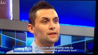 getlinkyoutube.com-MAN ATTACKS JEREMY KYLE AND GETS THROWN OFF STAGE  2014