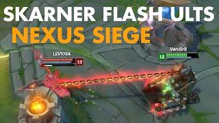 史加納閃現大絕(新模式Nexus Siege圍城)
