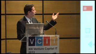Intervenção de José F. Mendes no XIII Venture Capital IT