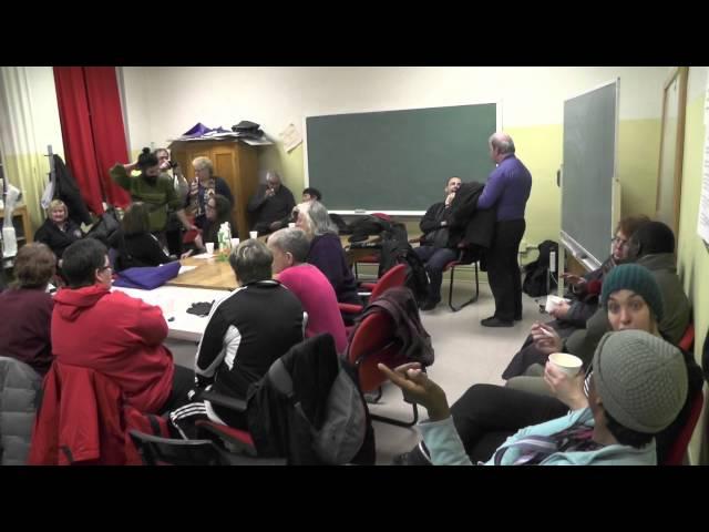 Demonstration for Social Housing Part 1