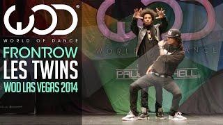 getlinkyoutube.com-Les Twins   FRONTROW   World of Dance Las Vegas 2014 #WODVEGAS
