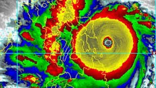 getlinkyoutube.com-Super Typhoon HAIYAN (YOLANDA) in Tacloban City, Philippines (2013)