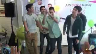 getlinkyoutube.com-ไวท์ กัป เงิน นิว เต้น ABC ชักกระตุก
