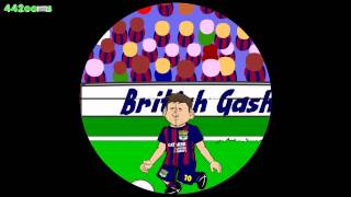 getlinkyoutube.com-NEW THEORY! 🏆Lionel Messi vs Jerome Boateng🏆 (Fall Goal Chip Barcelona Bayern Munich 3-0 2015)