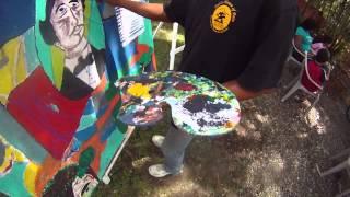 JARABACOA, rincón para los artistas