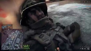 【BF4小技】フラッシュナイフmontage