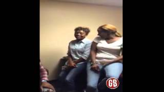 """getlinkyoutube.com-Leandria Johnson and The Walls Group Sing """"Don't Do it Without Me"""""""