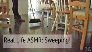 getlinkyoutube.com-ASMR * Sweeping Sounds! *  No Talking * ASMRVilla