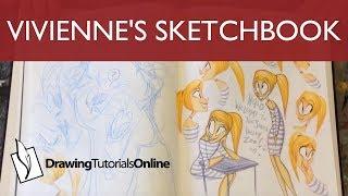 getlinkyoutube.com-Vivienne's Sketchbook - For the Love of Animation