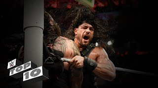 getlinkyoutube.com-Top 10 Moves of Roman Reigns 2015