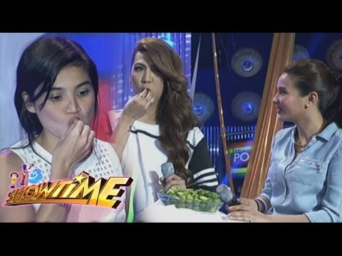 Calamansi Challenge on It's Showtime