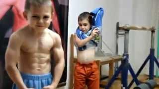 increible los niños mas jovenes y fuertes del mundo