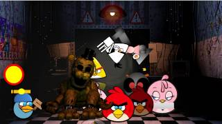 getlinkyoutube.com-Five Nights at Reddy's 2 ( A Angry Birds and Five Night's at Freddy's Parody )