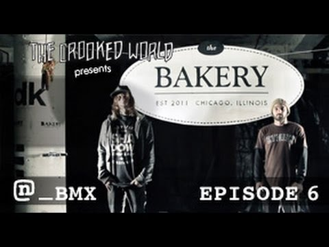 Corey Martinez And Seth Kimbrough Debut Chicago's BMX Bakery