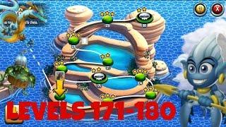getlinkyoutube.com-Monster legends - levels 171-180 adventure map