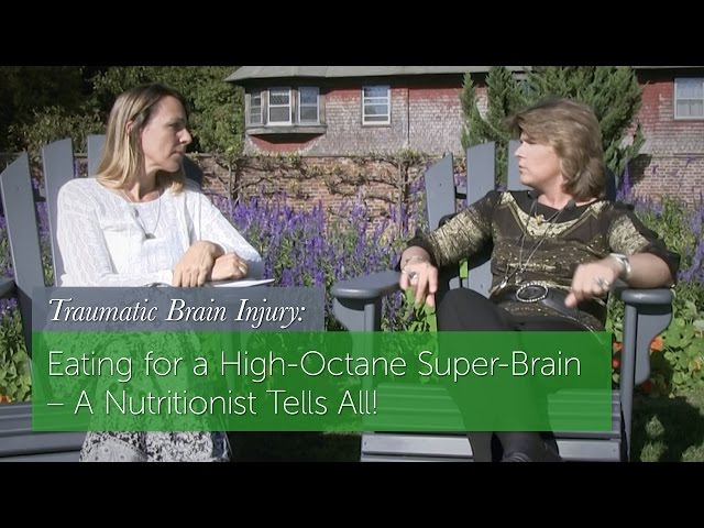 How to Eat For Your Super-Brain – A Nutritionist Tells All!