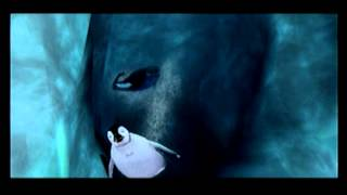 getlinkyoutube.com-Happy Feet PS2 Escape the Leopard Seal
