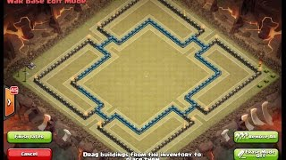 getlinkyoutube.com-Clash of Clans - Town Hall 10 Trophy Base + Replays!