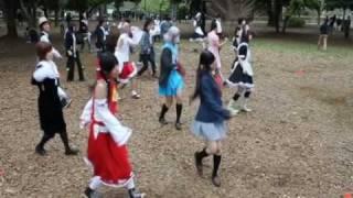 getlinkyoutube.com-【代々木ハレオフ】恋愛サーキュレーション【2010年4月】