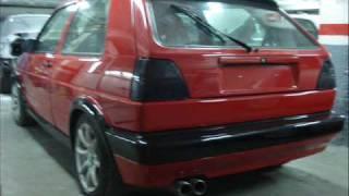getlinkyoutube.com-Restauracion Golf Mk2 GTI 16v