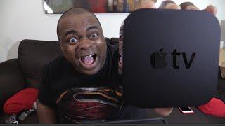 getlinkyoutube.com- Apple TV Unboxing | Setup | Game Demo! - Lamarr Wilson