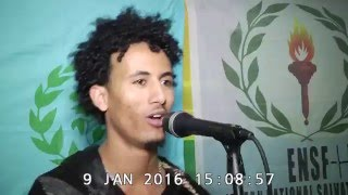 getlinkyoutube.com-ERITREAN MUSIC: SAMUEL MELES with ENSF-HIDRI