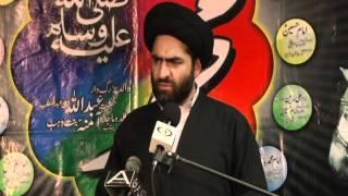 getlinkyoutube.com-P.11 Molana Syed Ali Raza Rizvi, shahadat-e-bibi fatima-tu-zahra (s.a), Brescia Italy