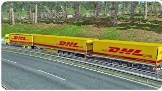 getlinkyoutube.com-Scania Gigagigaliner OVERSIZE (ETS2) Euro Truck Simulator 2