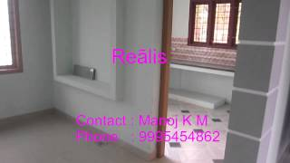 getlinkyoutube.com-2 BHK 700 Sqft in 3 Cents for 25 Lakhs at Koonammavu/Kongorpilly (Negotiable)