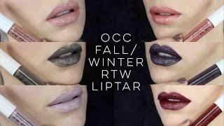 getlinkyoutube.com-Obsessive Compulsive Cosmetics Fall/Winter RTW Liptar   Asphalt Collection
