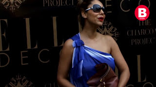 getlinkyoutube.com-NIP SLIP of Gauri Khan Wardrobe Malfunctions 2015