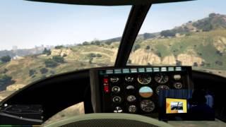 GTA V  Virtual Reality on Smartphone using Trinus VR ( Hackulus )