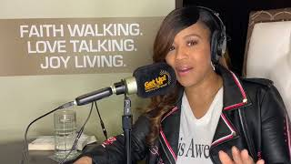 Erica Campbell: God Is My Source