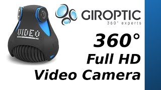 360° Full HD Video Camera Giroptic