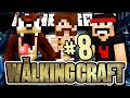 The Walking Craft - PERTO DA MORTE! c M4ster e Seymour - #8 - Minecraft