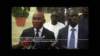 Macky Sall salue le « message très positif » de Serigne Mboup