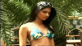 Mohenjo Daro Actress Pooja Hegde Hot Photoshoot I Bikini Photoshoot HD width=