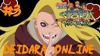 getlinkyoutube.com-Naruto Shippuden: Ultimate Ninja Storm Revolution #3 - Deidara (Reanimation)