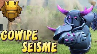 getlinkyoutube.com-Stratégie 6 Gowipe sismique pour devenir Titan ! | Clash Of Clans Français