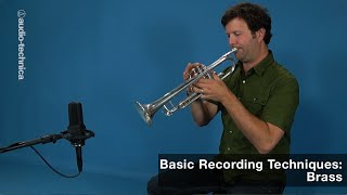getlinkyoutube.com-Basic Recording Techniques: Brass
