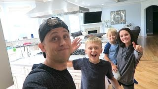 OUR NEW HOUSE SURPRISE!! width=