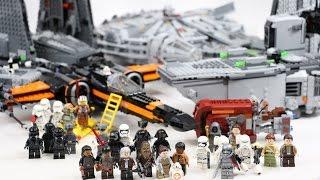getlinkyoutube.com-LEGO Star Wars The Force Awakens 1ST WAVE (ALL SETS) - Thoughts & Best Set