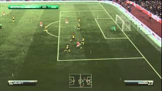 getlinkyoutube.com-FIFA 14 Tutorial - Defending: Appreciating Space