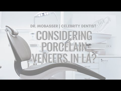 Porcelain Veneers Dental Lumineers Pros Cons Cosmetic Dentistry Los Angeles Beverly Hills Hollywood