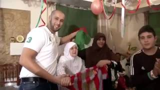 getlinkyoutube.com-Famille Bougherra #Respect #Algerie 1-0 Burkina #Bresil 2014
