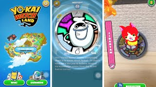 getlinkyoutube.com-ウィスパーのメダル!?【アメリカ版】妖怪ウォッチのアプリ『YO-KAI LAND』で遊んでみた! Yo-kai Watch