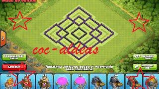 aldea defensiva th8 (subida)