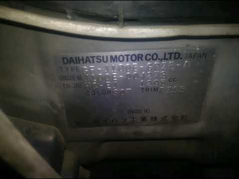 Toyota Cami HC замена ремня ГРМ, сальников, прокладки клапанной крышки